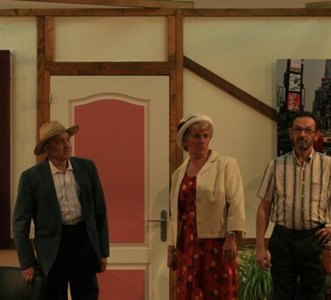 Photo L'Alsace D'Awerscher Theater Kumpels d' Ebersheim